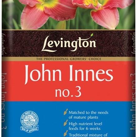 Levington John Innes no 3 - 10 bags