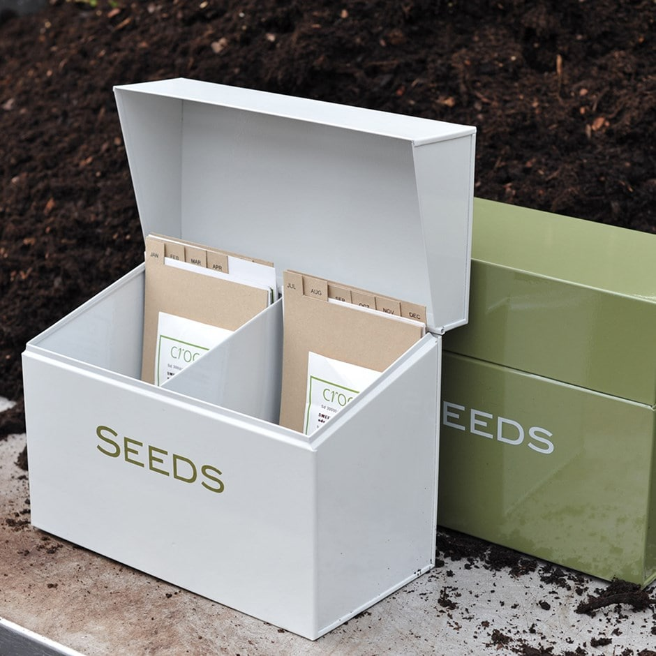 Buy Calendar Seed Storage Box Delivery By Crocus