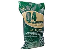 Vitax Q4 fertiliser