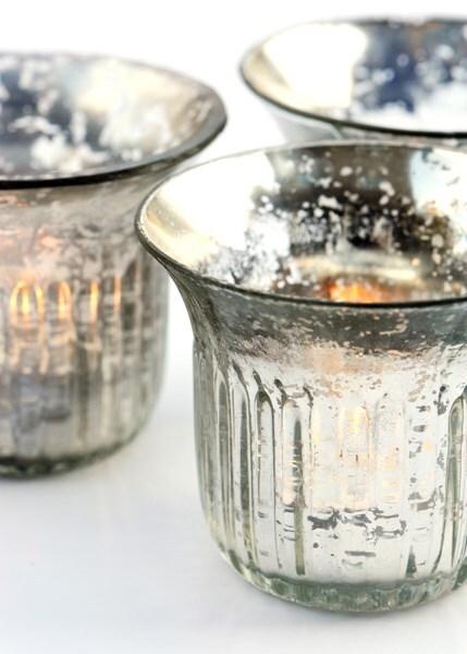 Buy Vintage Tea Light Holders Delivery By Waitrose Garden