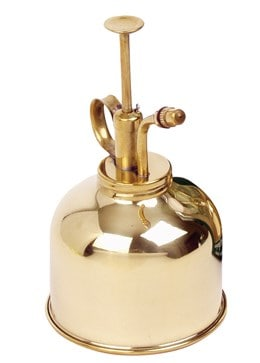 Haws brass plant mist sprayer