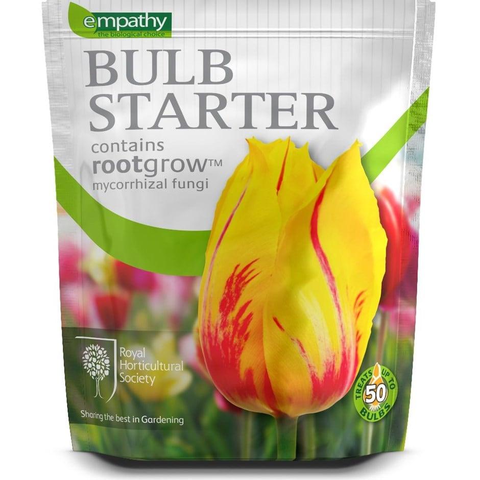 Bulb starter with rootgrow