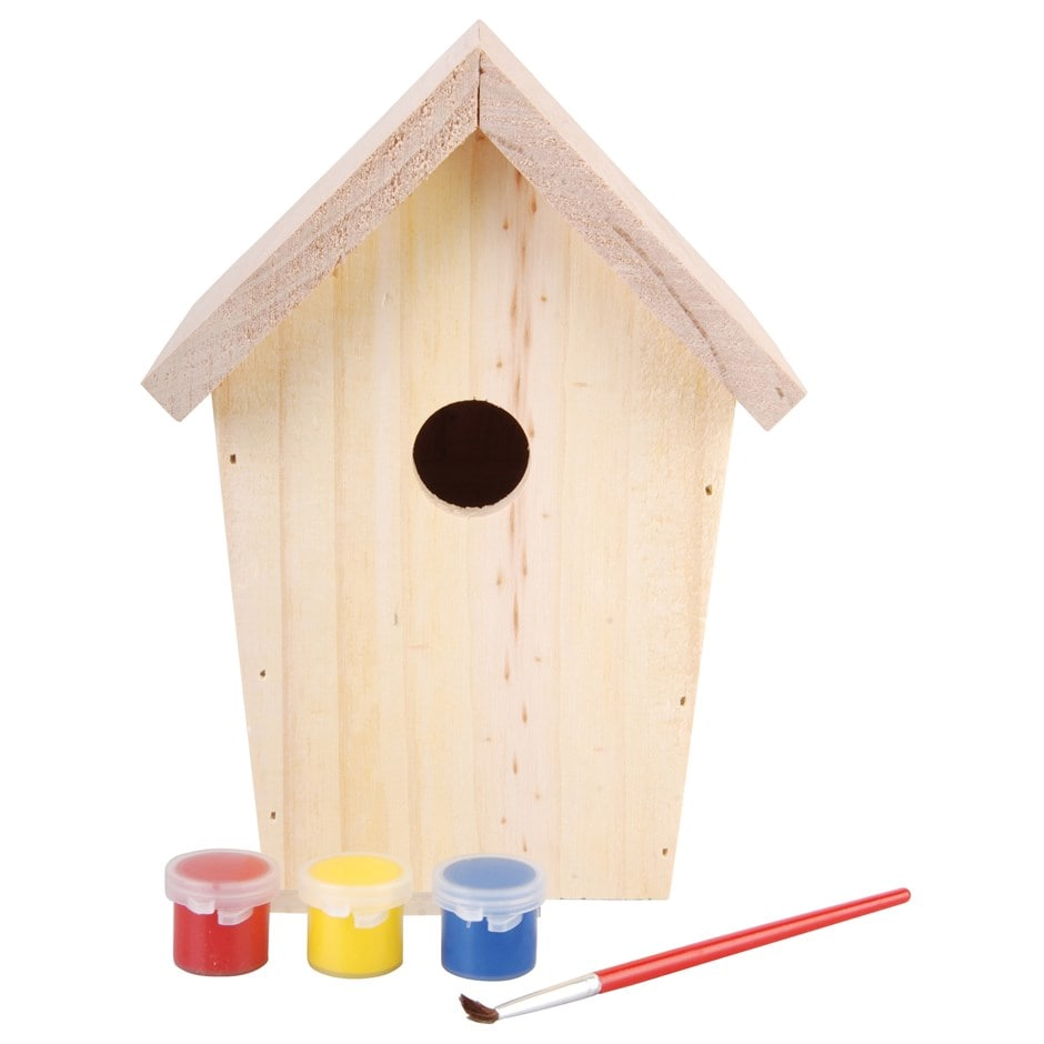 Buy Paint Your Own Bird House Delivery By Crocus