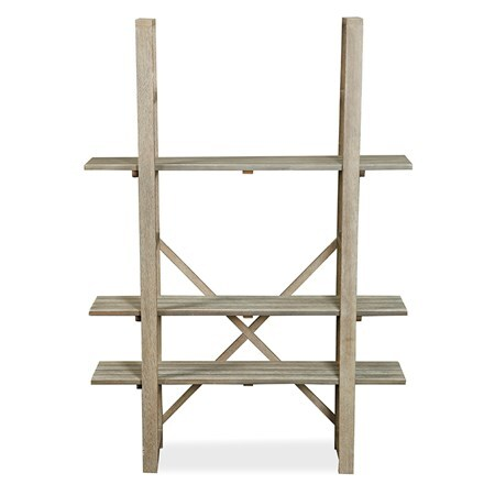 Tall adjustable shelving unit