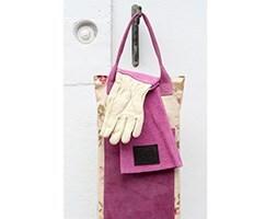 Haws ladies leather gauntlet gloves