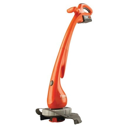 Flymo contour cordless XT grass trimmer