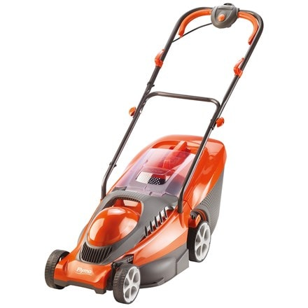 Flymo chevron 37VC electric rotary lawn mower