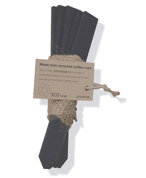 Eco plant markers - pack of 5