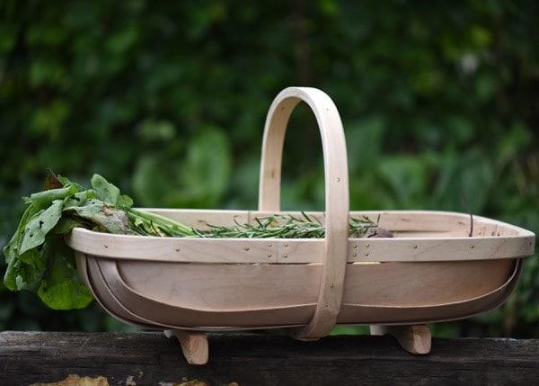 Sussex garden trug