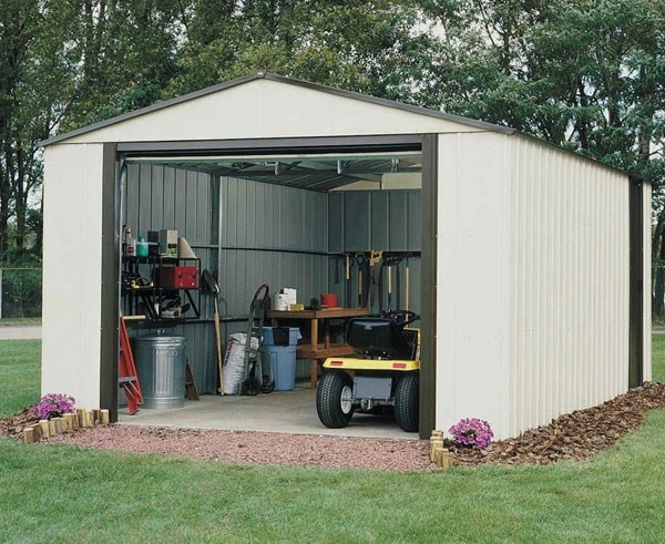 Murryhill metal garage