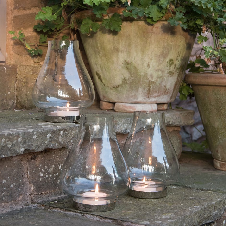 Buy Tulip Hurricane Lantern