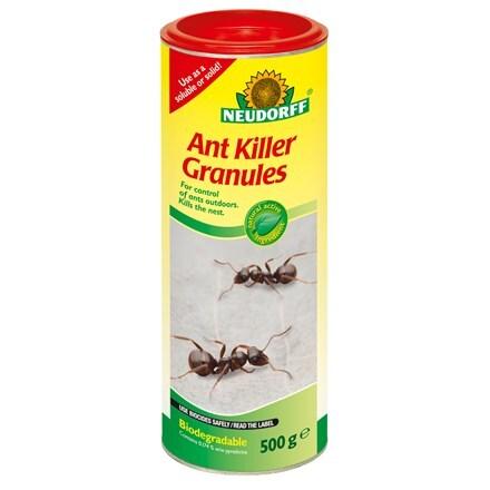 Ant killer granules