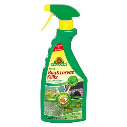 Bug and larvae killer