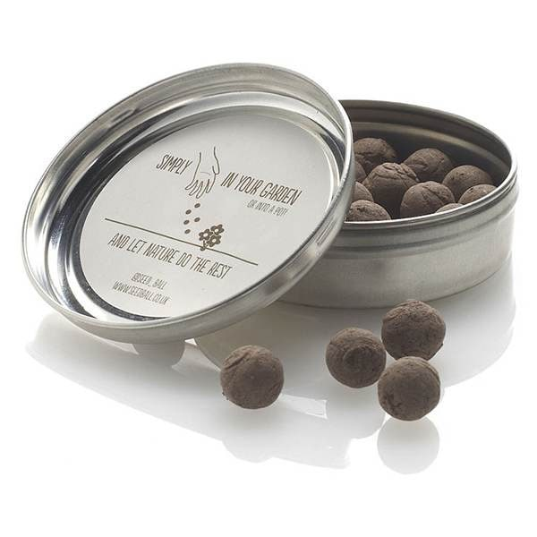 Seedballs for bees