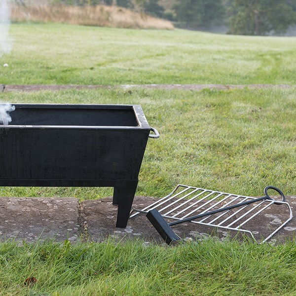 Turkish trough barbecue