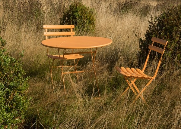 2 Seat Rome Furniture Set   Orange