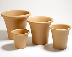 Yorkshire terracotta flower pot