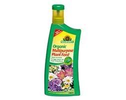 Organic multi-purpose plant feed