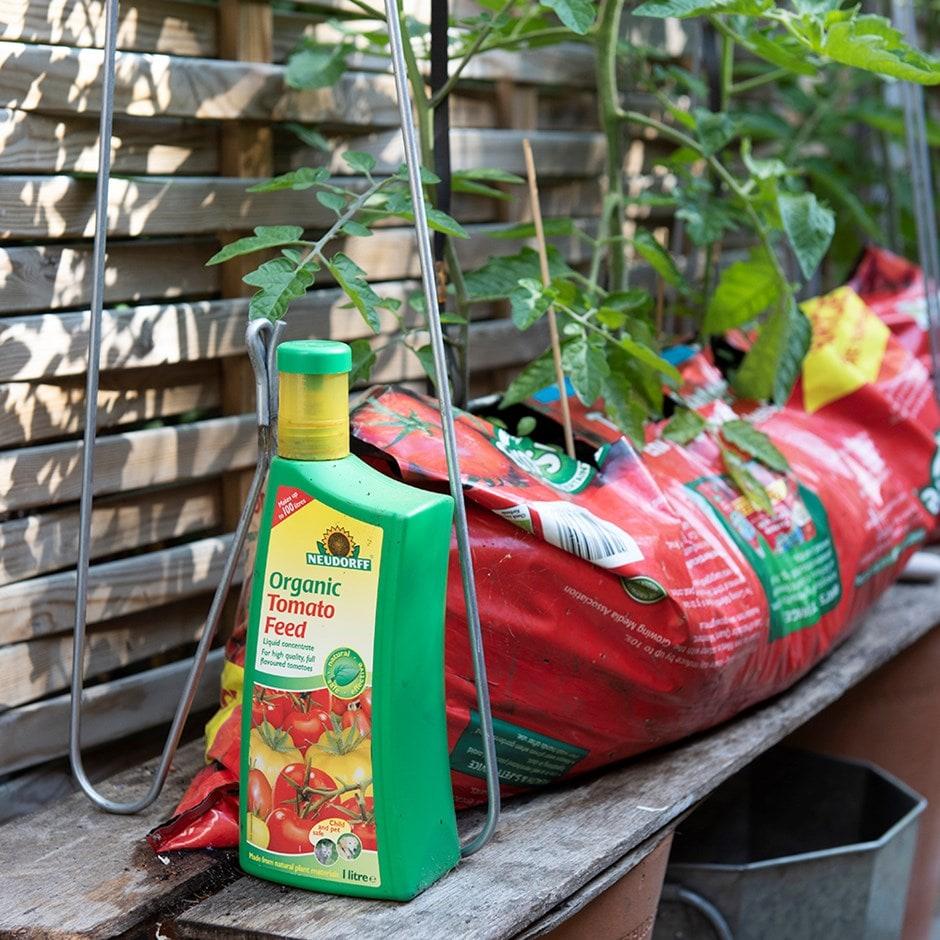 Organic tomato feed