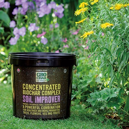Carbon Gold organic soil improver