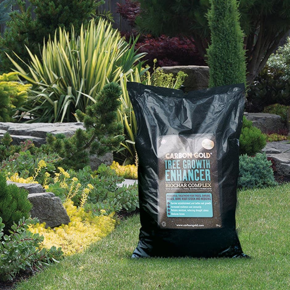 Buy carbon gold organic tree soil improver delivery by for Organic soil uk