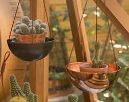 Hanging bowl