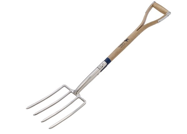 Pedigree digging fork