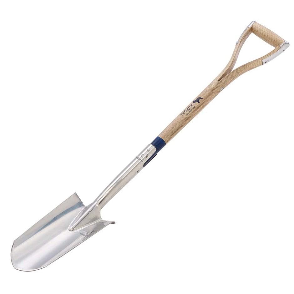 Pedigree rabbiting spade