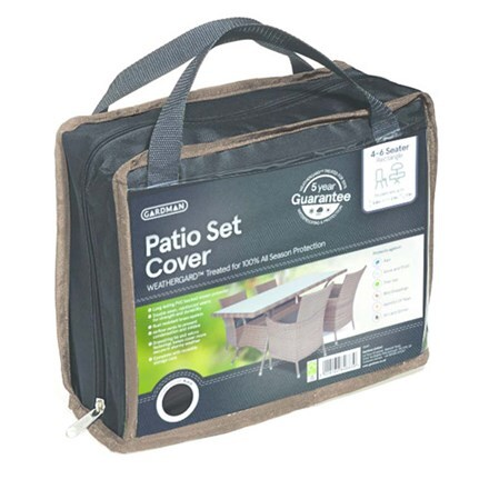Patio set cover