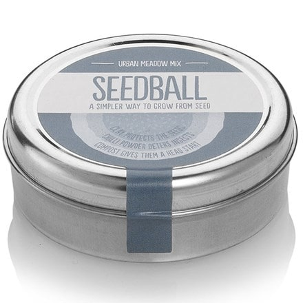 Seedballs urban meadow