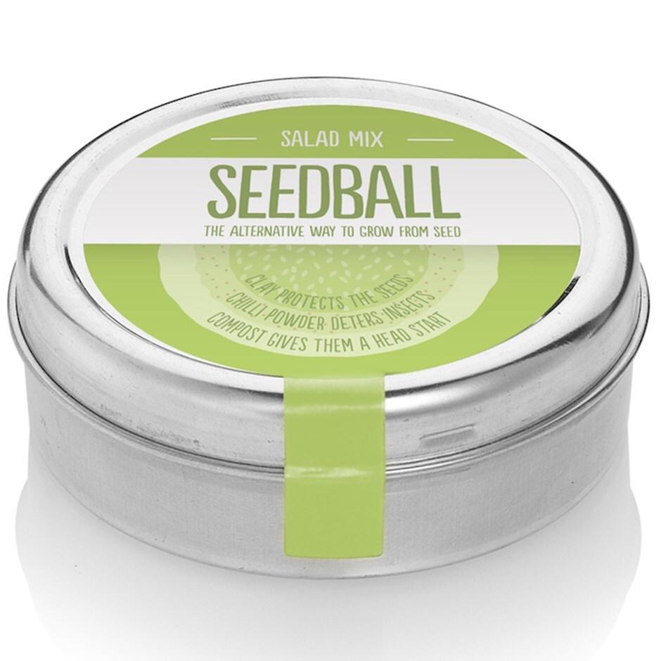 Seedballs salad mix