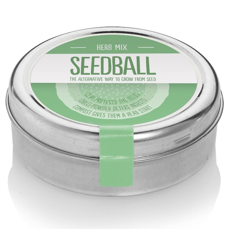 Seedballs herb mix