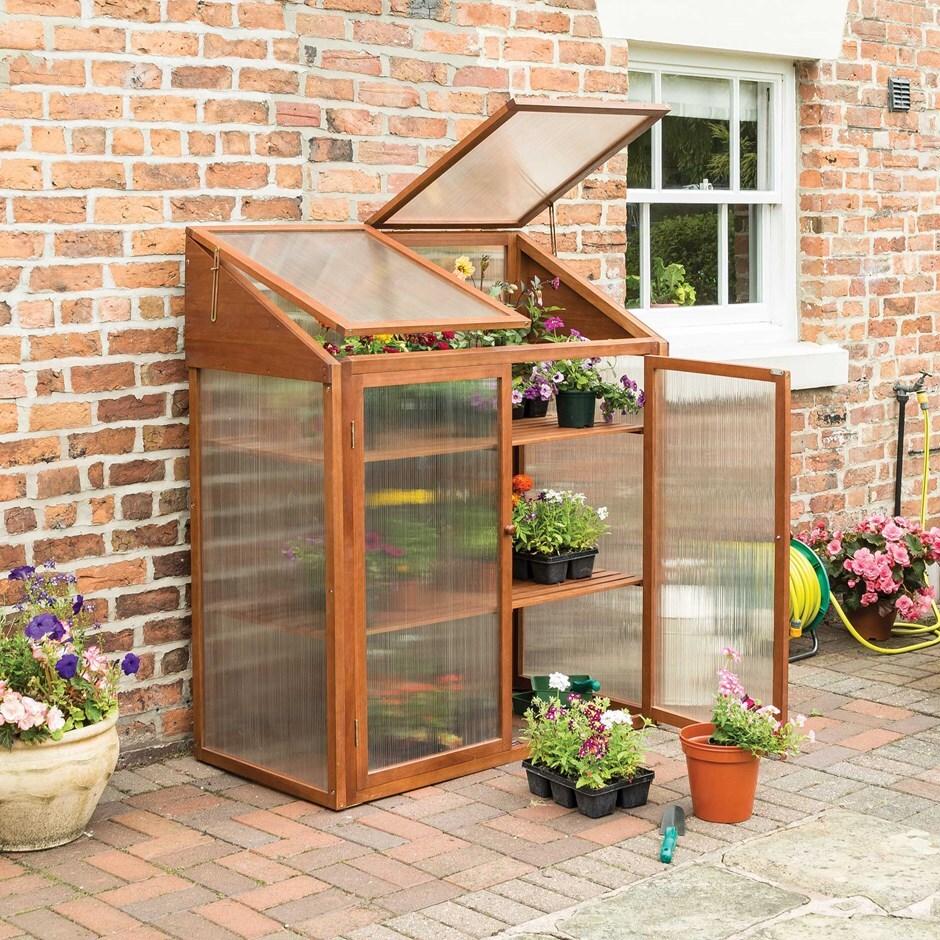 Mini growhouse
