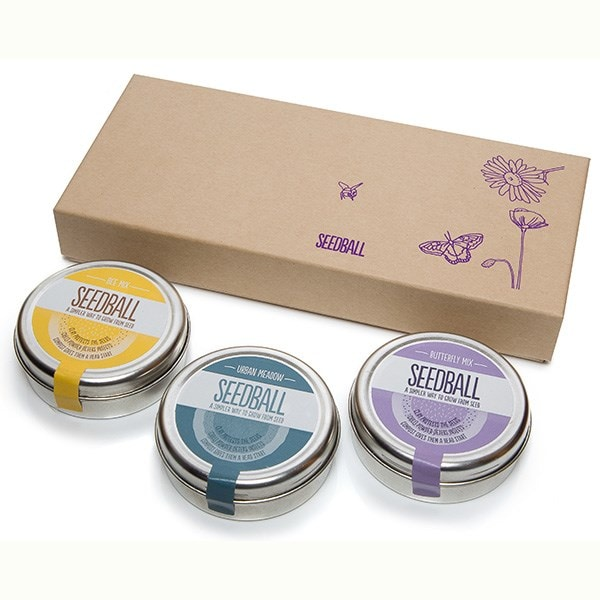 Seedballs gift box