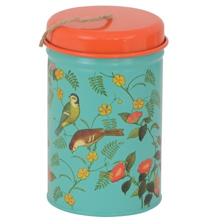 RHS Burgon and Ball flora & fauna twine in a tin
