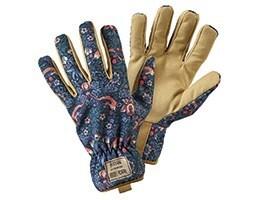 Strawberry thief gardeners gloves