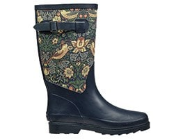 Strawberry thief wellington boots - various sizes