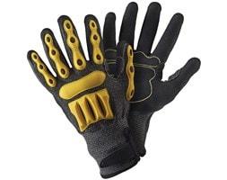 Advanced cut resistant gloves