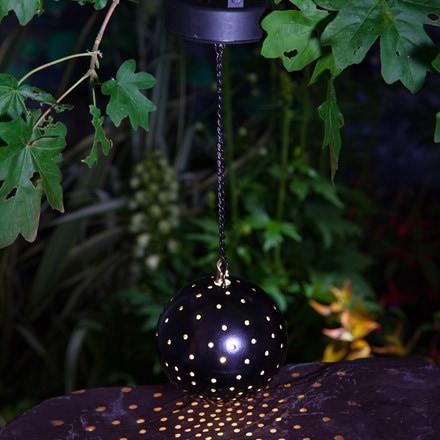 Solar starry nights hanging light