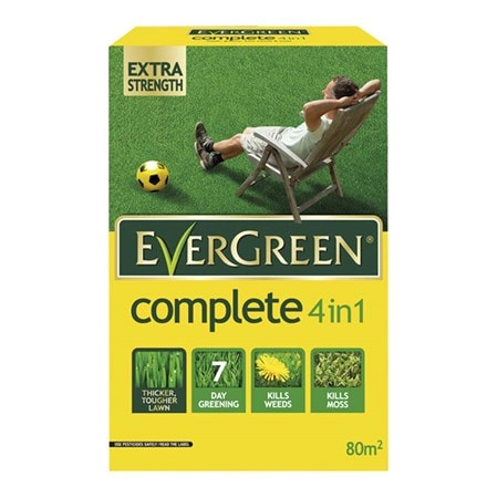 Evergreen 4 in 1 complete