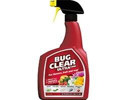 Bug clear ultra gun