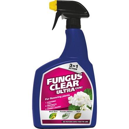 Fungus clear ultra gun