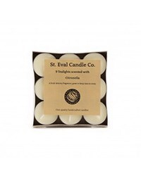St Eval citronella scented tealights