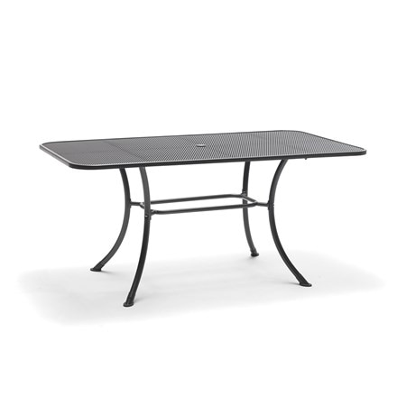 Kettler cortona rectangular table