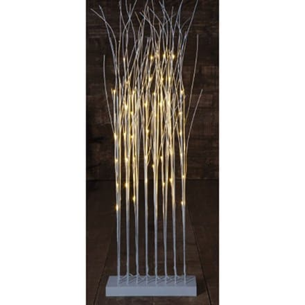 White LED forest tree screen 1.5m