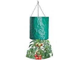 Hanging tomato grow bag
