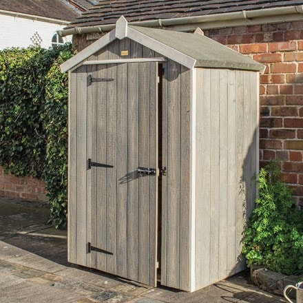 Heritage 4 x 3 shed