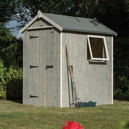 Heritage 6 x 4 shed