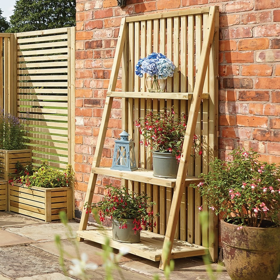 outdoor plant stands buy garden creations outdoor plant stand delivery by crocus 11136