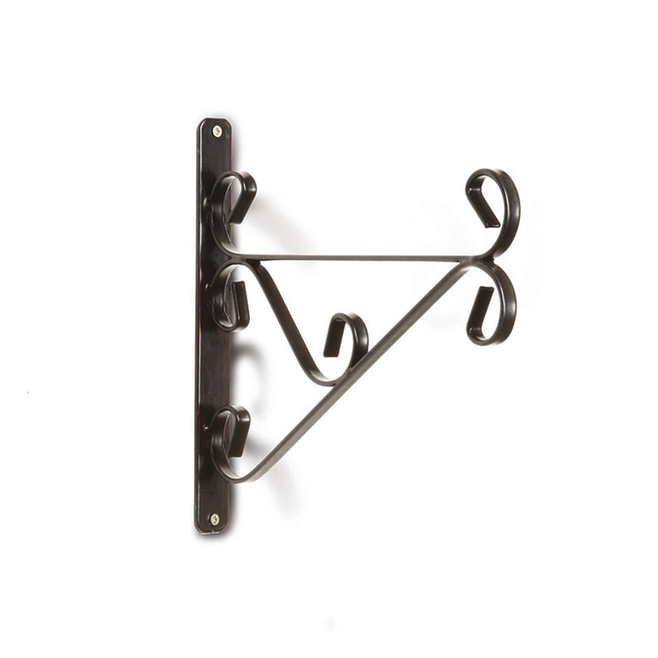 Traditional hanging basket bracket